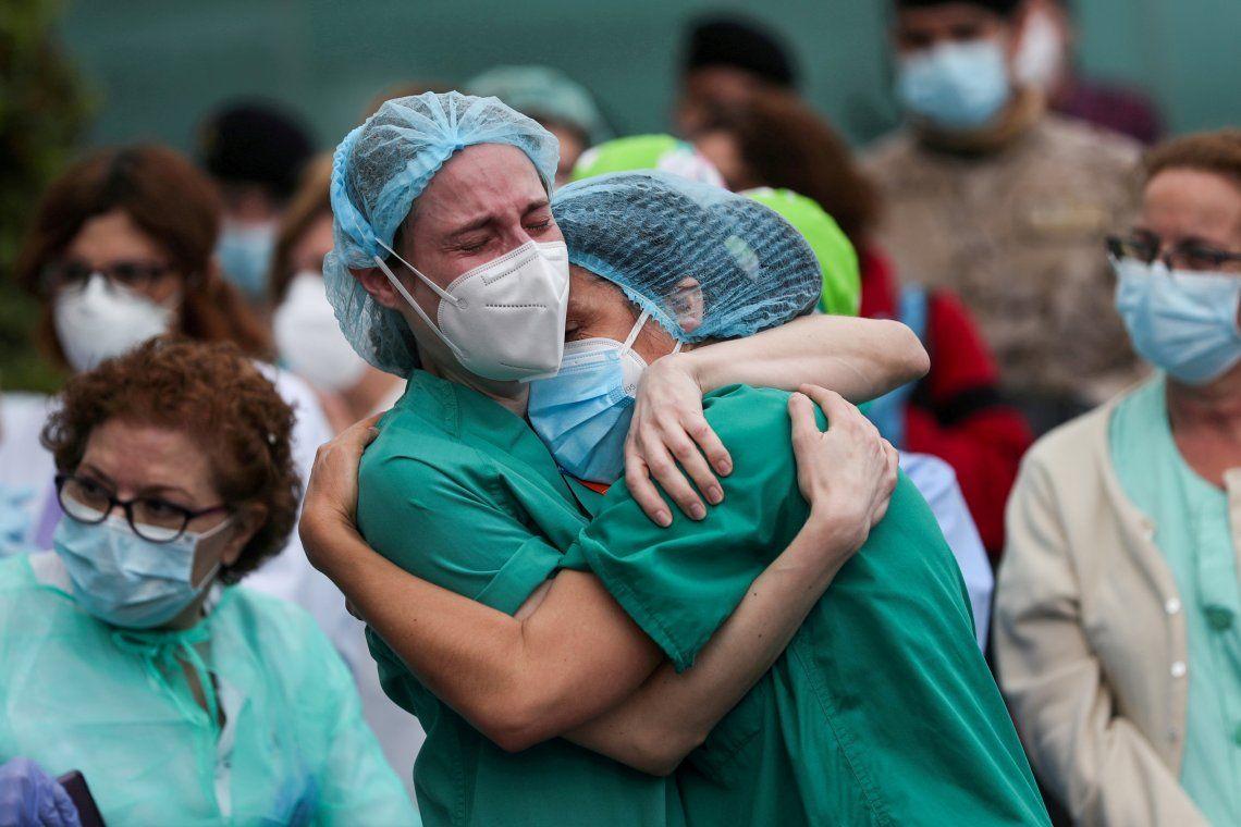 Expertos de la OMS: La pandemia podría haberse evitado