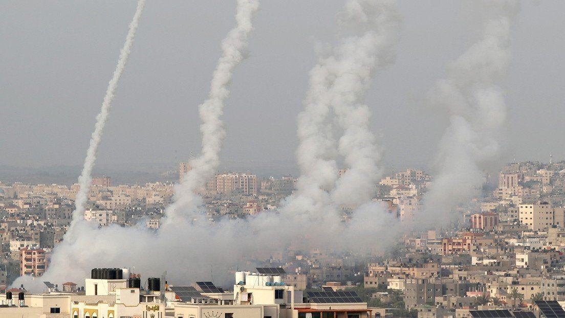Los bombardeos en Gaza no ceden y la tensión entre Israel y Palestina aumenta.