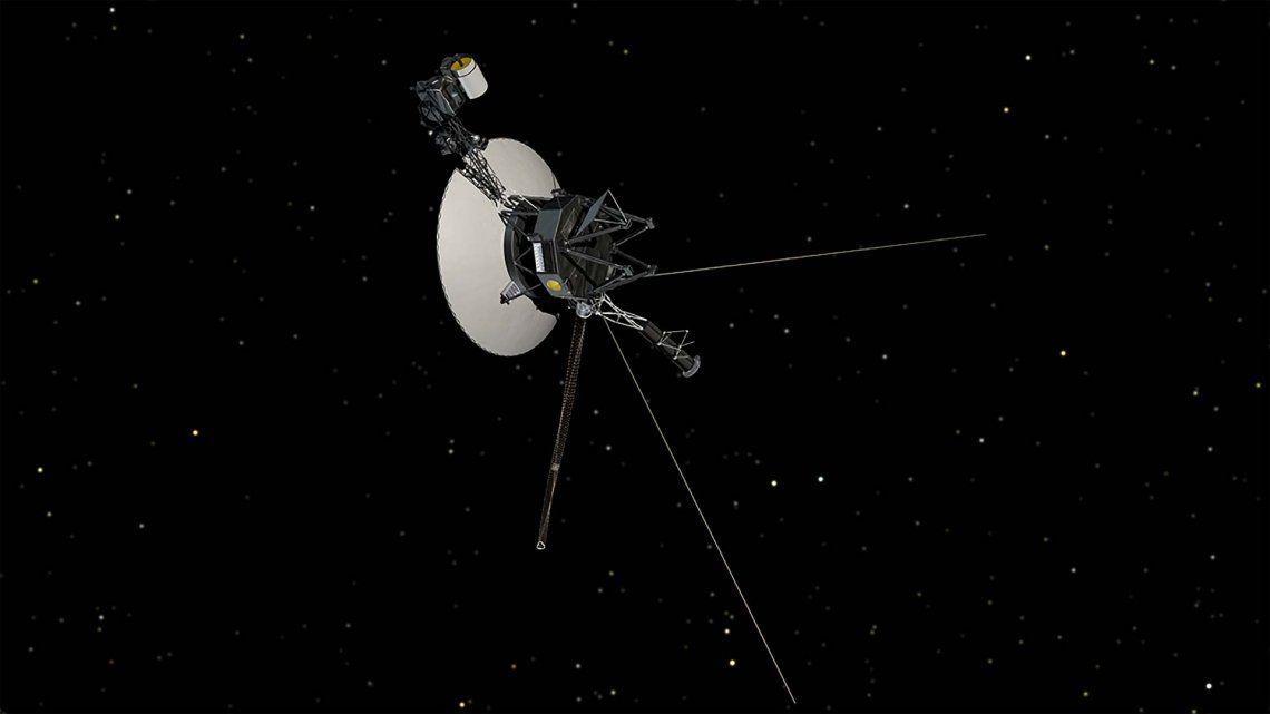 La Voyager 1 realizó un increíble descubrimiento en el vacío del espacio