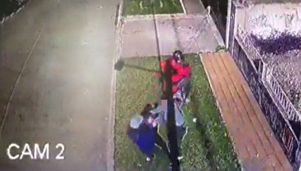 El intento de robo ocurrió ayer