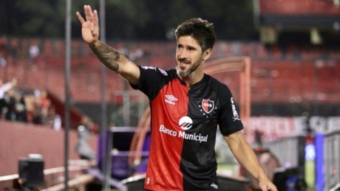 Pablo Pérez vuelve en Newells tras cumplir la sanción