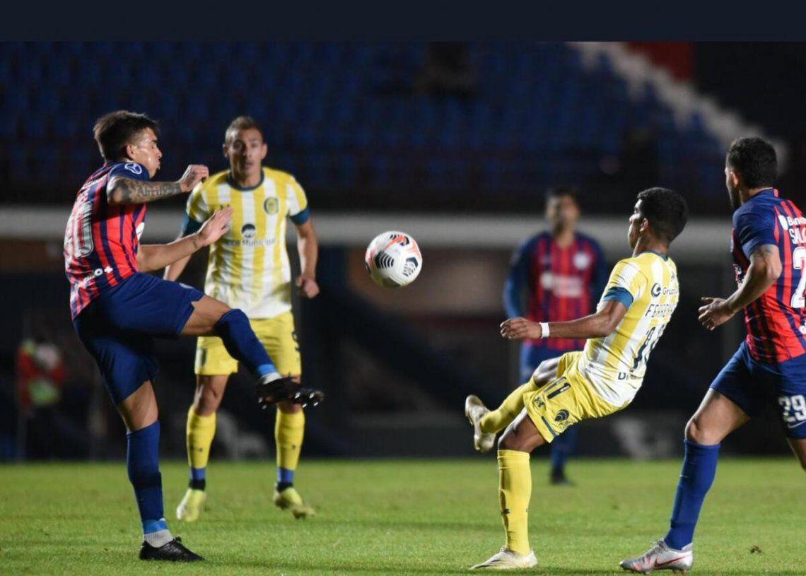 San Lorenzo perdió de local ante Rosario Central por 2-1.