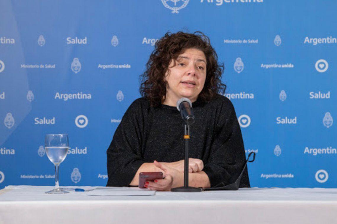 Carla Vizzotti afirmó que por ahora la Copa América será sin público