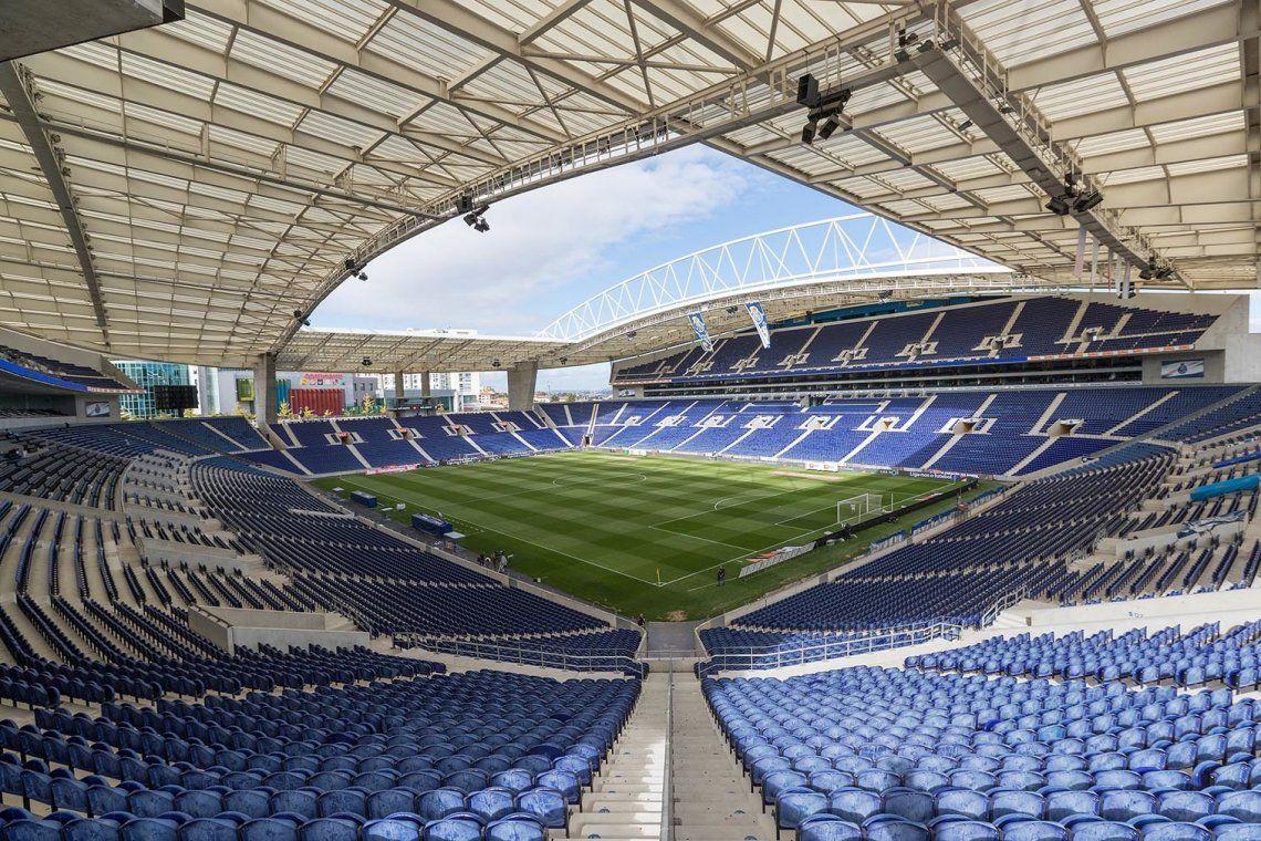 La UEFA traslada la final de la Champions League a Portugal