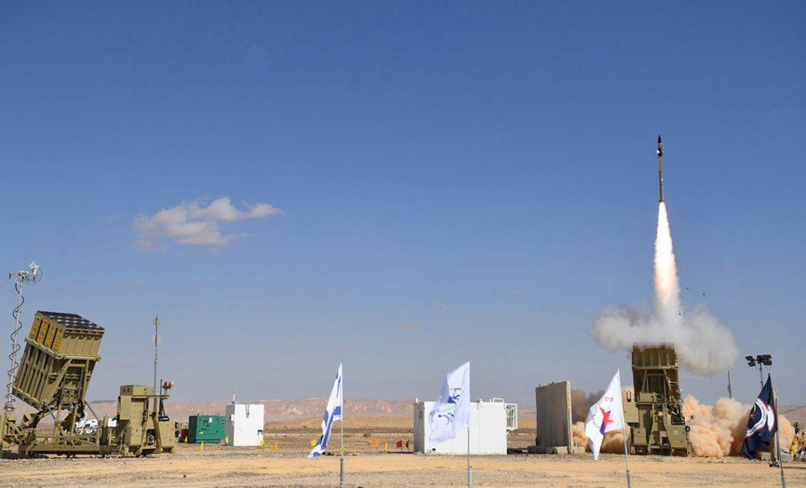 La Cúpula de Hierro es uno de varios avanzados sistemas de defensa con los que cuenta Israel.