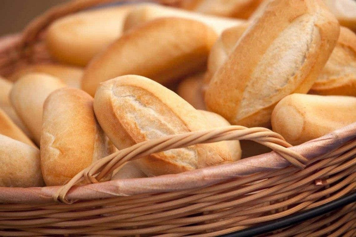 El kilo de pan pasará a costar 170 pesos.