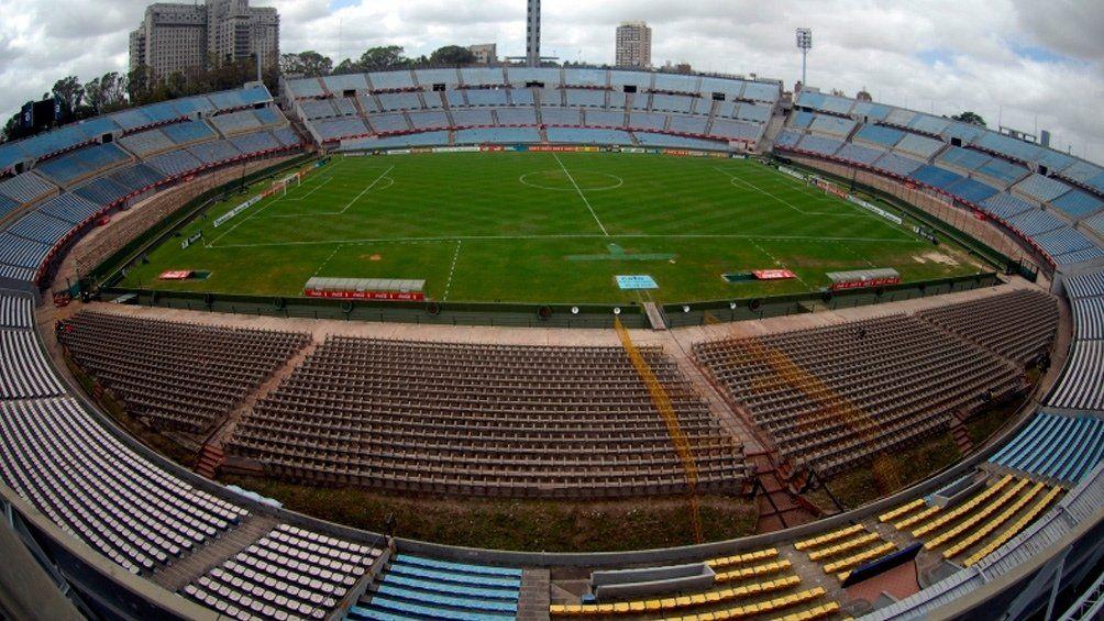 El estadio Centeneario de Montevideo fue designado por Conmebol como sede de la final de la Copa Libertadores y de la Sudamericana