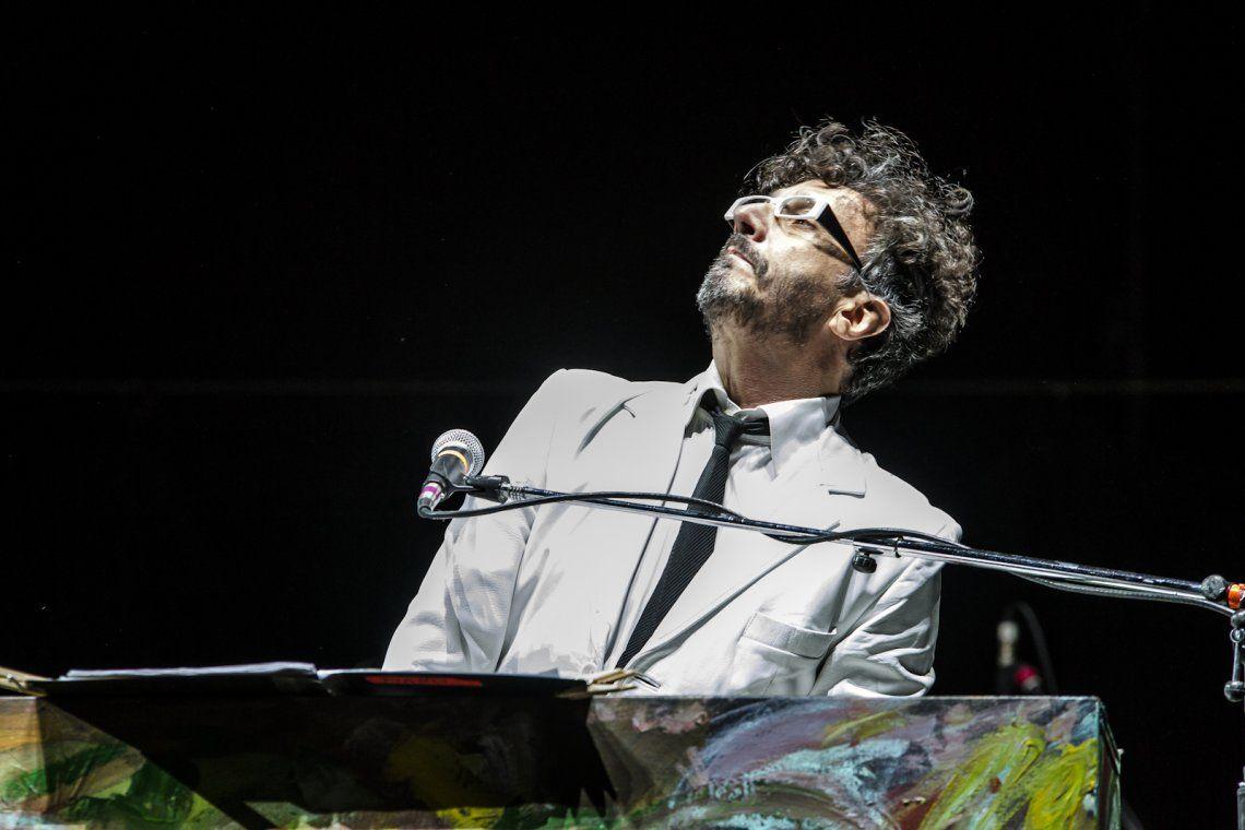 Fito Páez grabará tres álbumes en los próximos meses