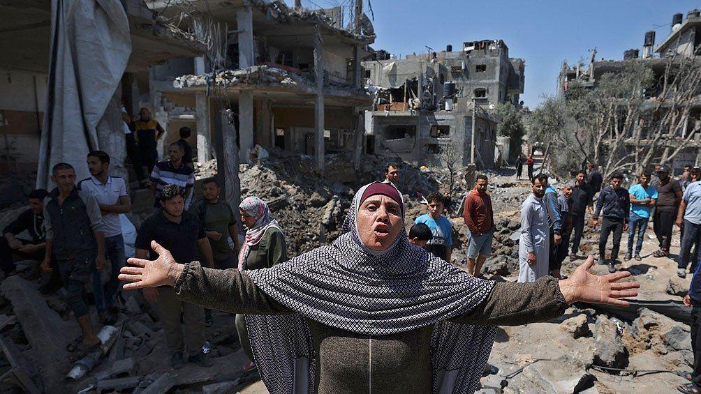 Roger Waters: Gaza es un barril lleno de peces al que los israelíes disparan