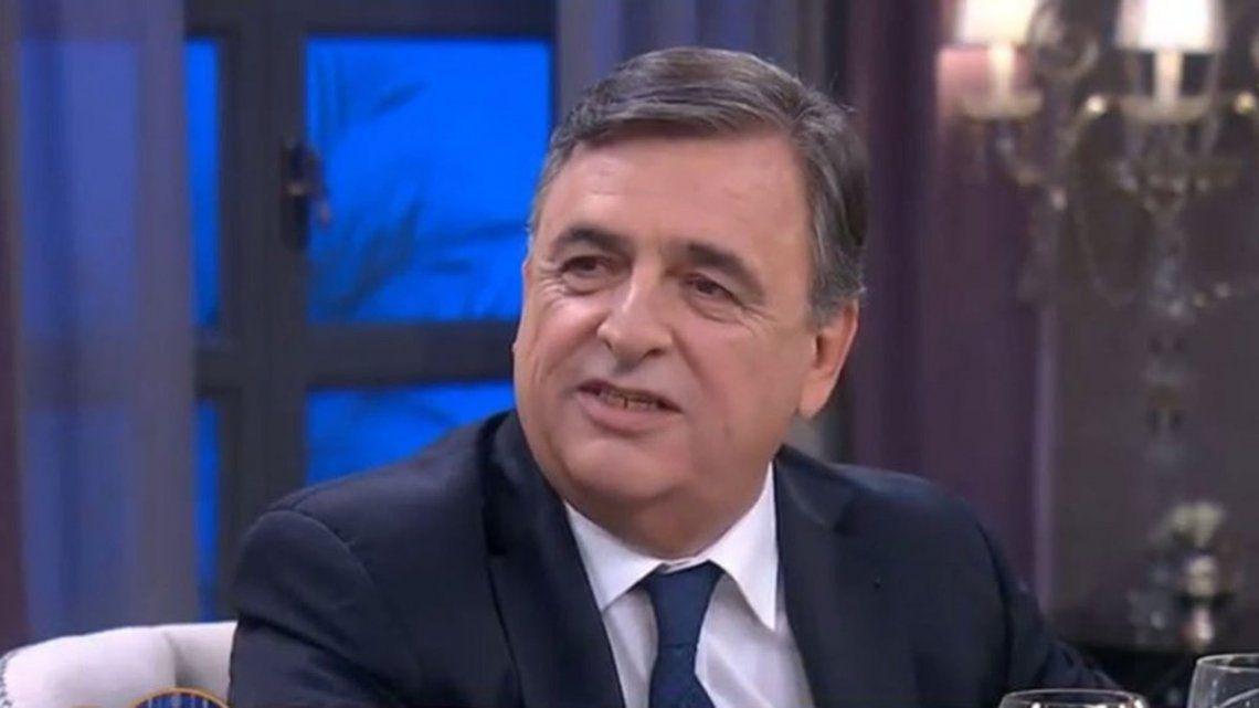 Mario Negri analizó con ironía la gira europea de Alberto Fernández