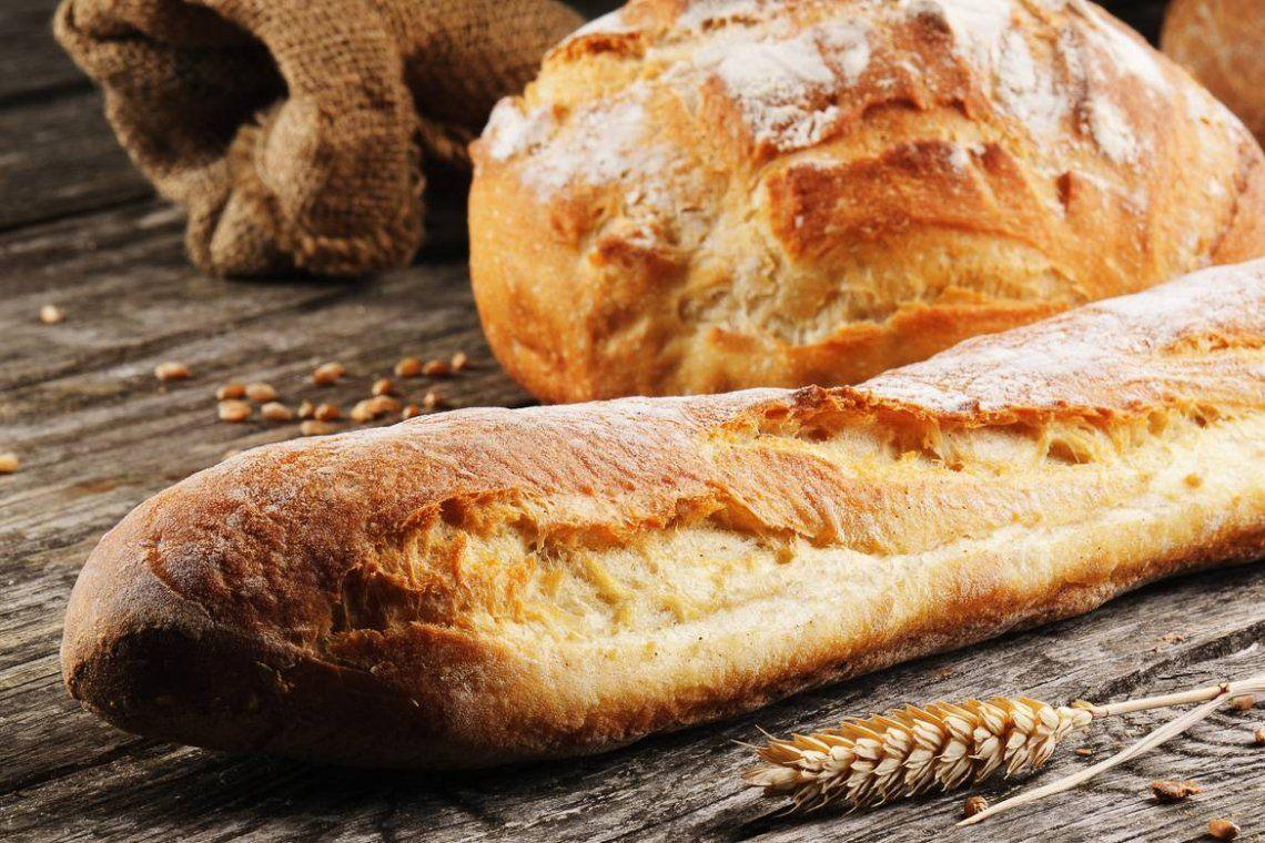 Aumentó el precio del pan en todo el país. De 150 a 170 pesos el kilo.