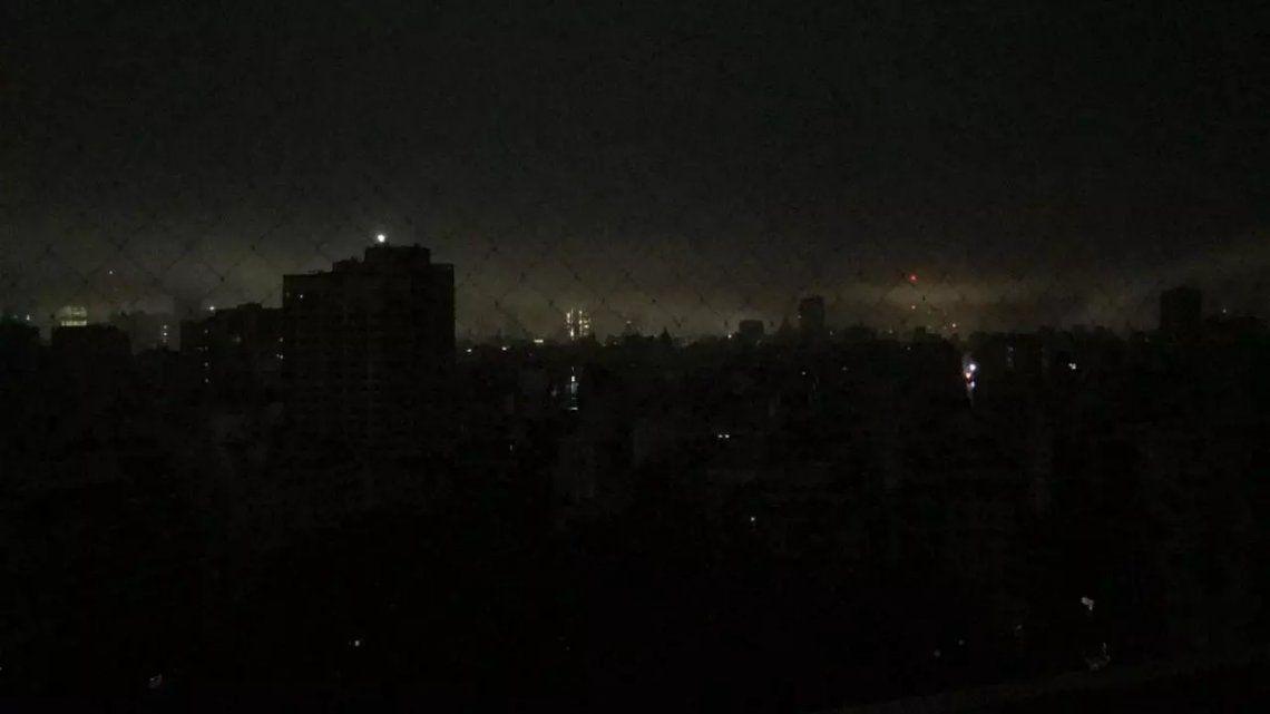 Argentina y Uruguay amanecieron el 16 de junio de 2019 sin energía eléctrica debido a un fallo masivo del que fue responsable Transener.