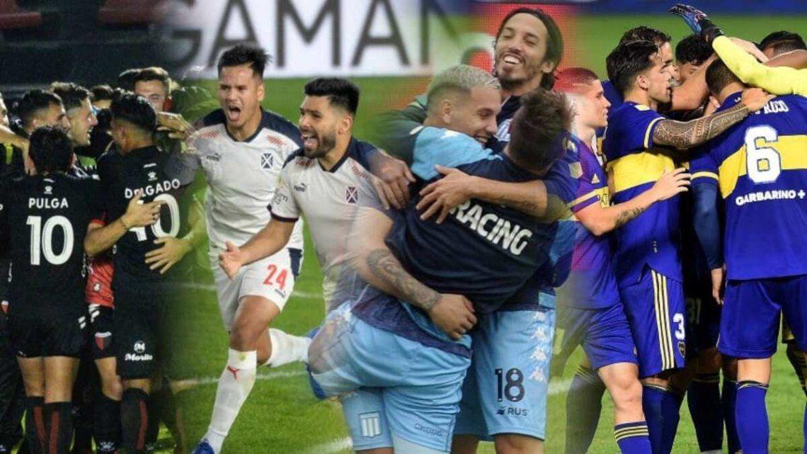 Días y horarios confirmados para las semifinales de la Copa de la Liga.