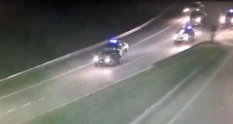 Manejaba un auto ebrio con su hijo de 6 años: fue detenido