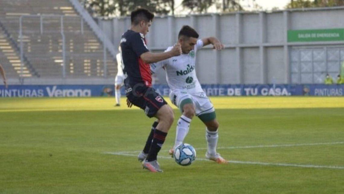Sarmiento venció 1-0 a Newell´s y está en los octavos de final.