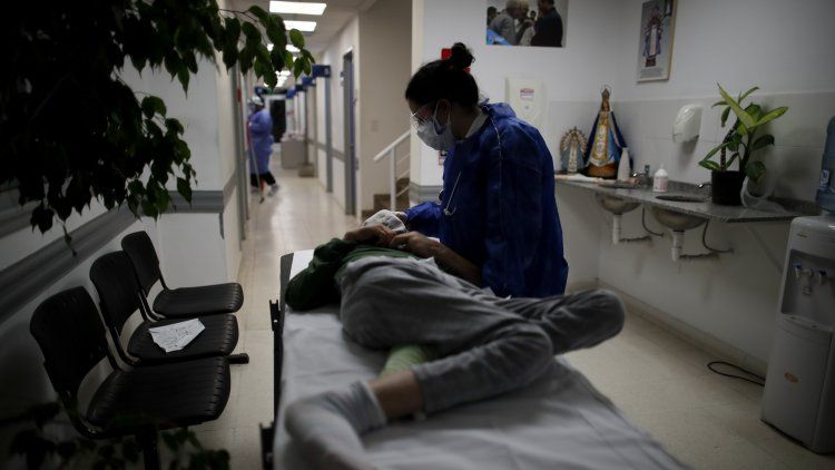 El coronavirus sigue sumando víctimas en Argentina.