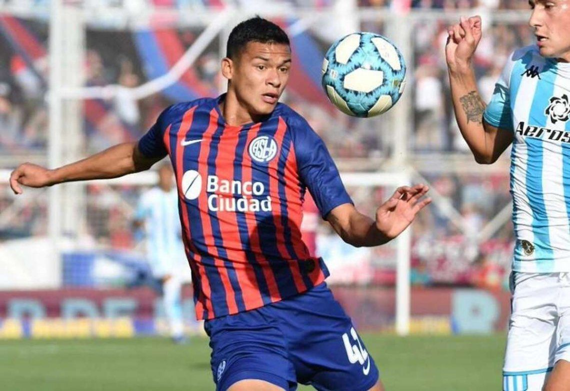 Andrés Herrera quedó aislado y no viajará a Paraguay
