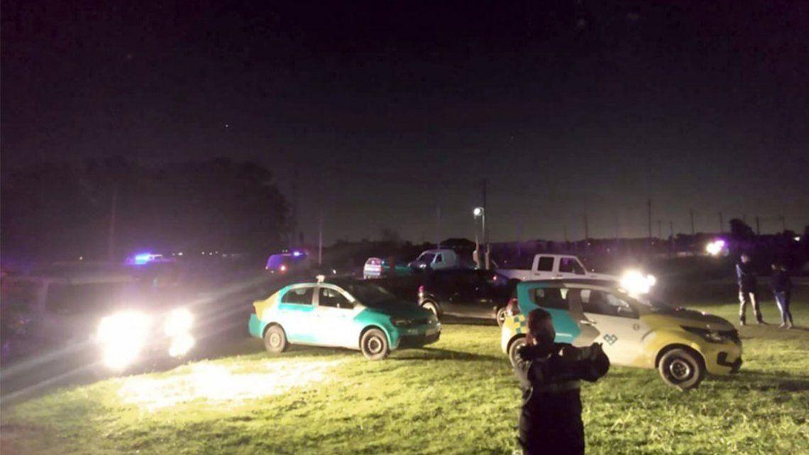 San Luis: Desbaratan una fiesta clandestina con 45 personas.