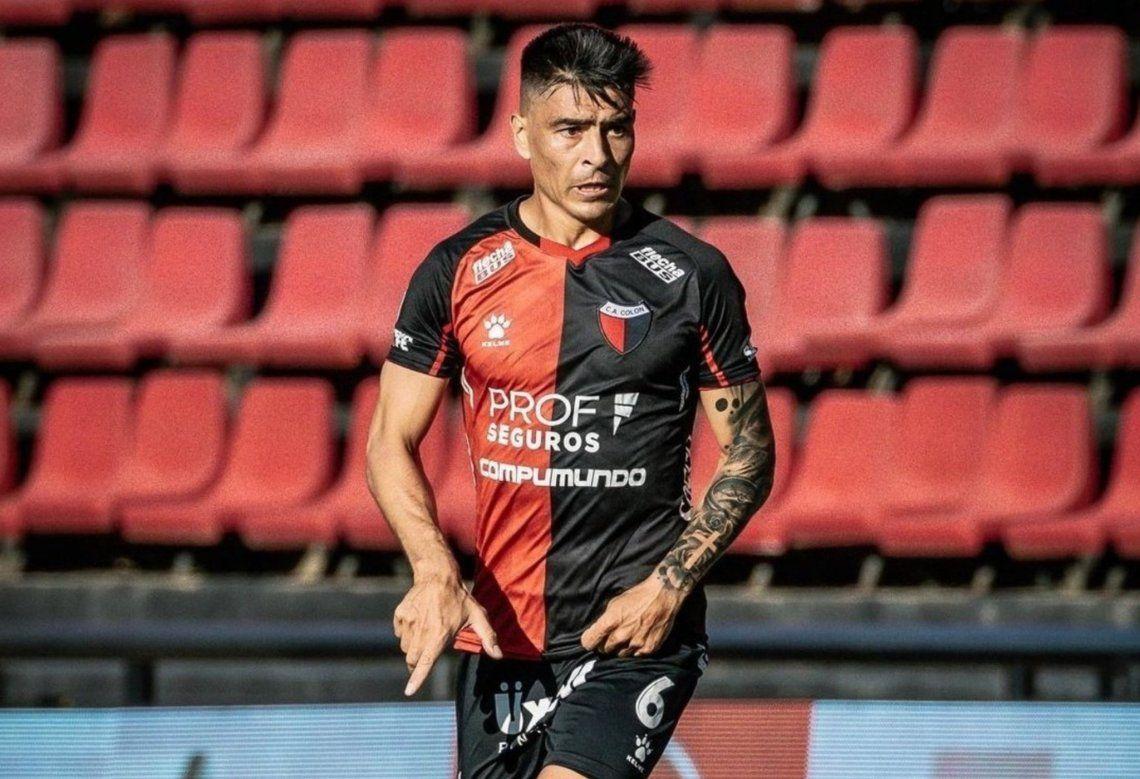 Paolo Goltz volvería en Colón frente a Independiente