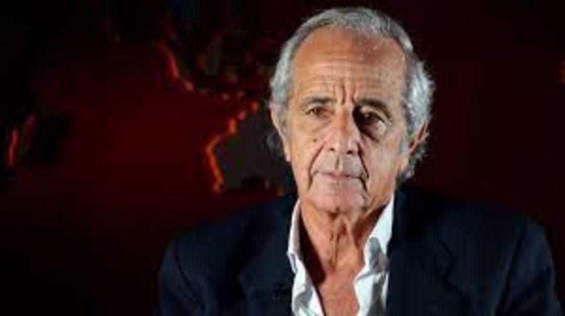Rodolfo DOnofrio luego de la decisión de la Conmebol.