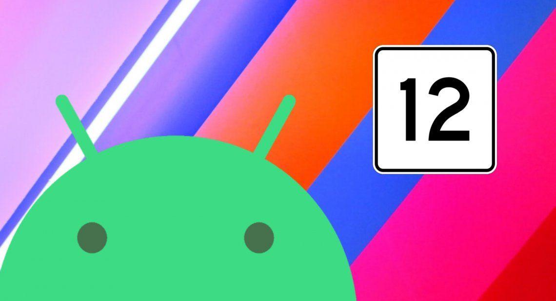 Android 12 revoluciona su diseño con grandes botones y nuevo aspecto