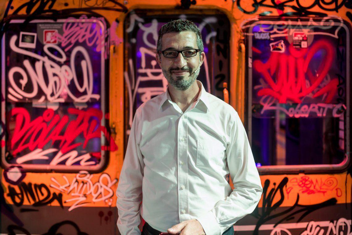 Martín Errante - Gerente de producto de Motorola para América Latina de habla hispana
