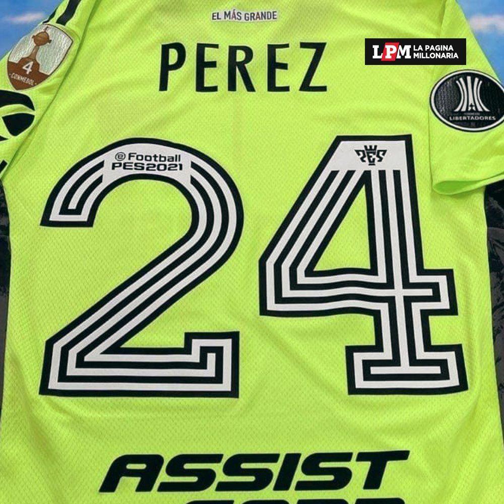 Enzo Pérez irá al arco