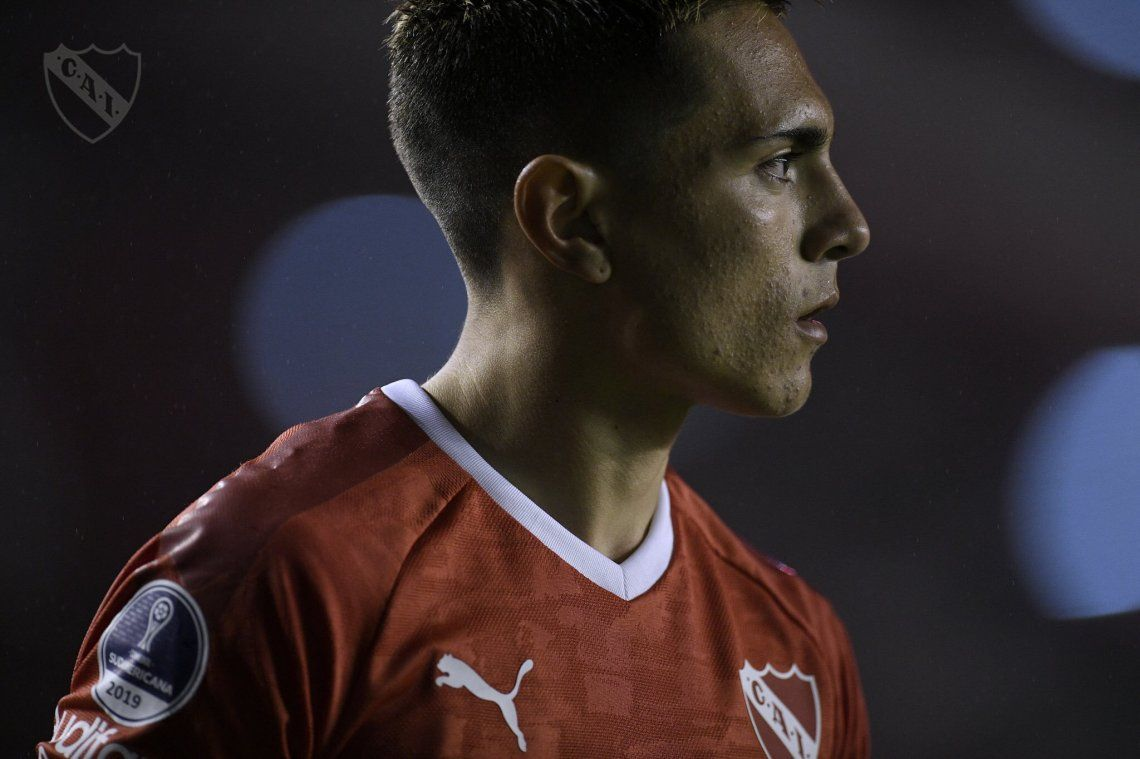 Lucas González es baja en Independiente