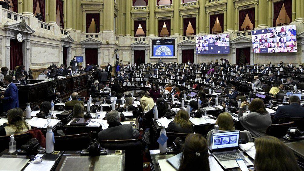 Diputados aprobó el proyecto para postergar las elecciones de este año