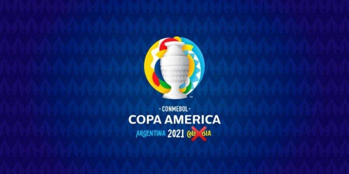 Argentina quedó como única sede de la Copa América.