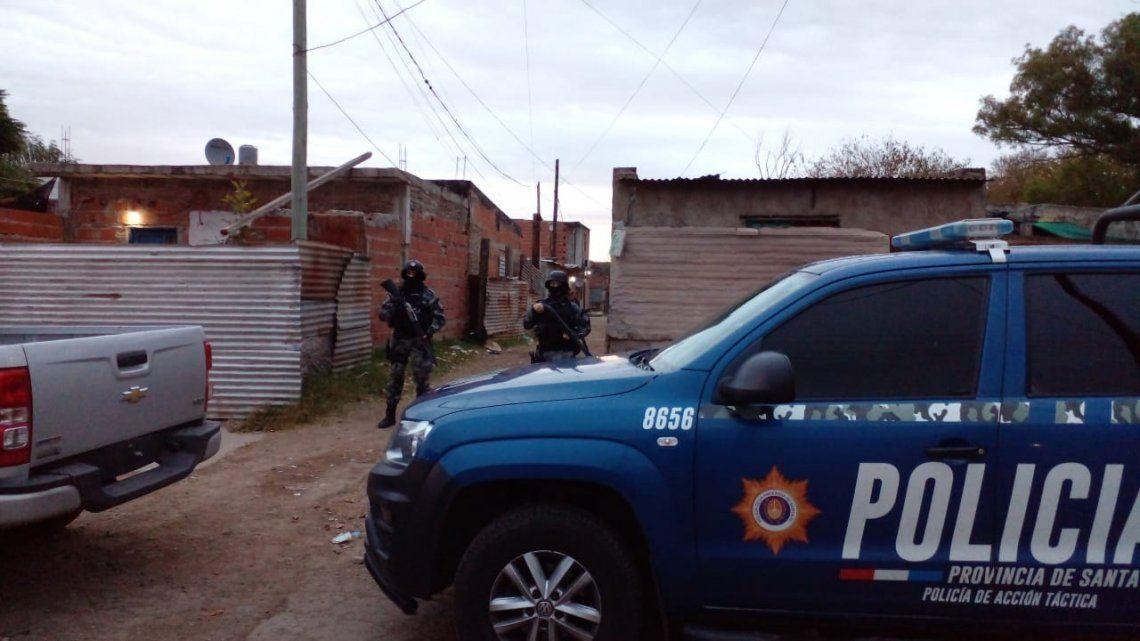 Rosario: cayeron por traficar droga en pañales de bebés.