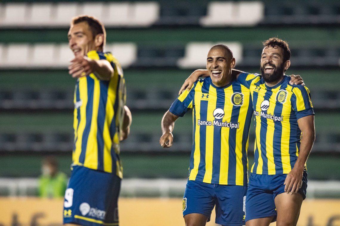 Rosario Central buscará la clasificación en cancha de Banfield