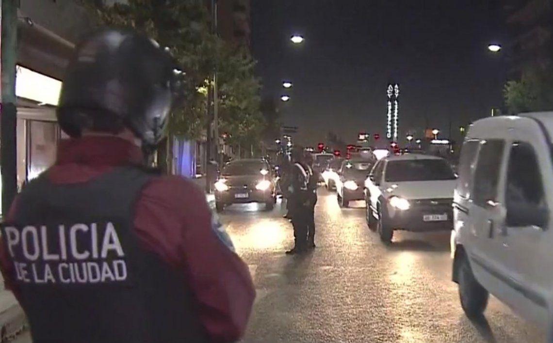 Estrictos controles en los accesos a la Ciudad durante los 9 días de restricciones