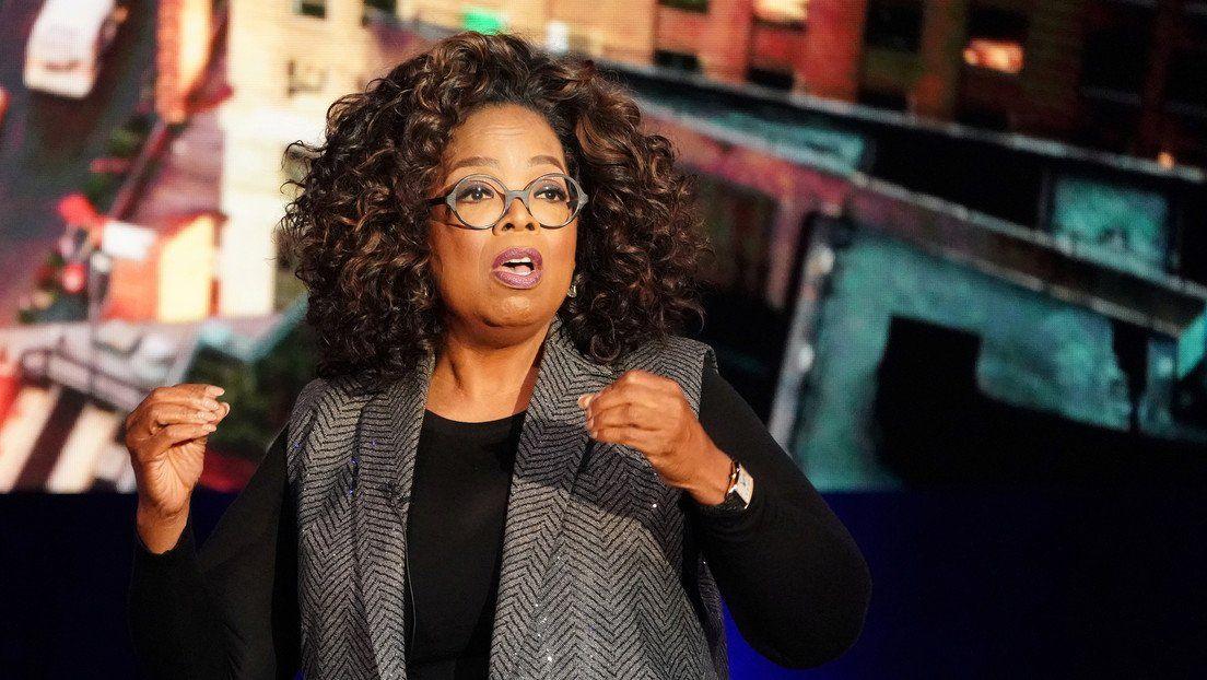 Oprah Winfrey reveló que fue violada de niña
