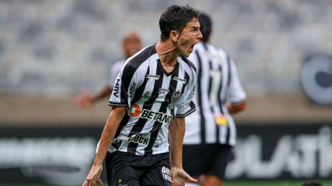 Nacho Fernández lleva tres goles en diez partidos.