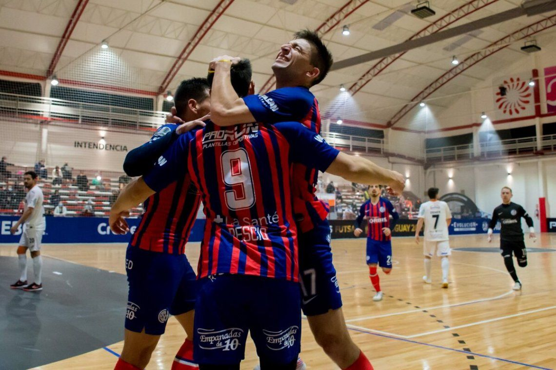 La Copa Libertadores va para Boedo: San Lorenzo campeón.