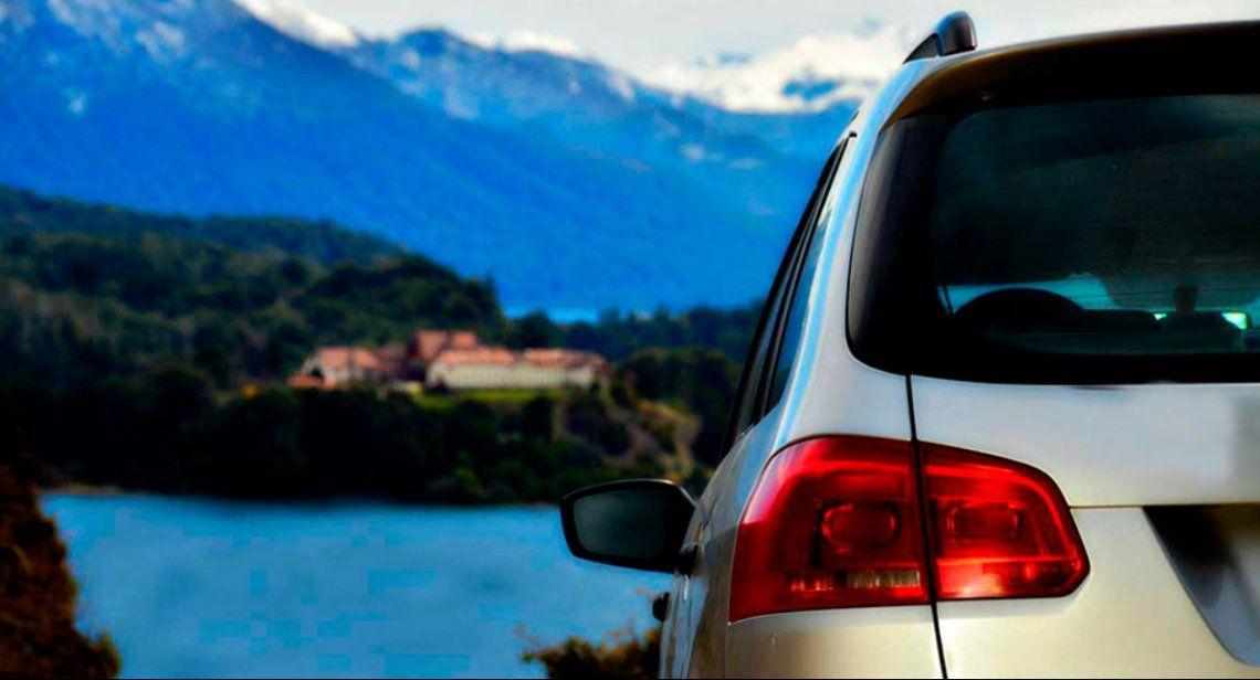 Alquilar un auto en Bariloche es fácil y seguro