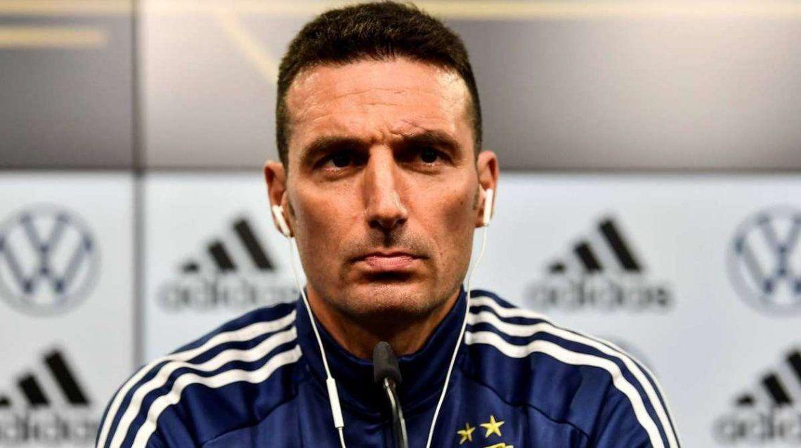 Scaloni presentó la lista de convocados de la Selección Argentina.