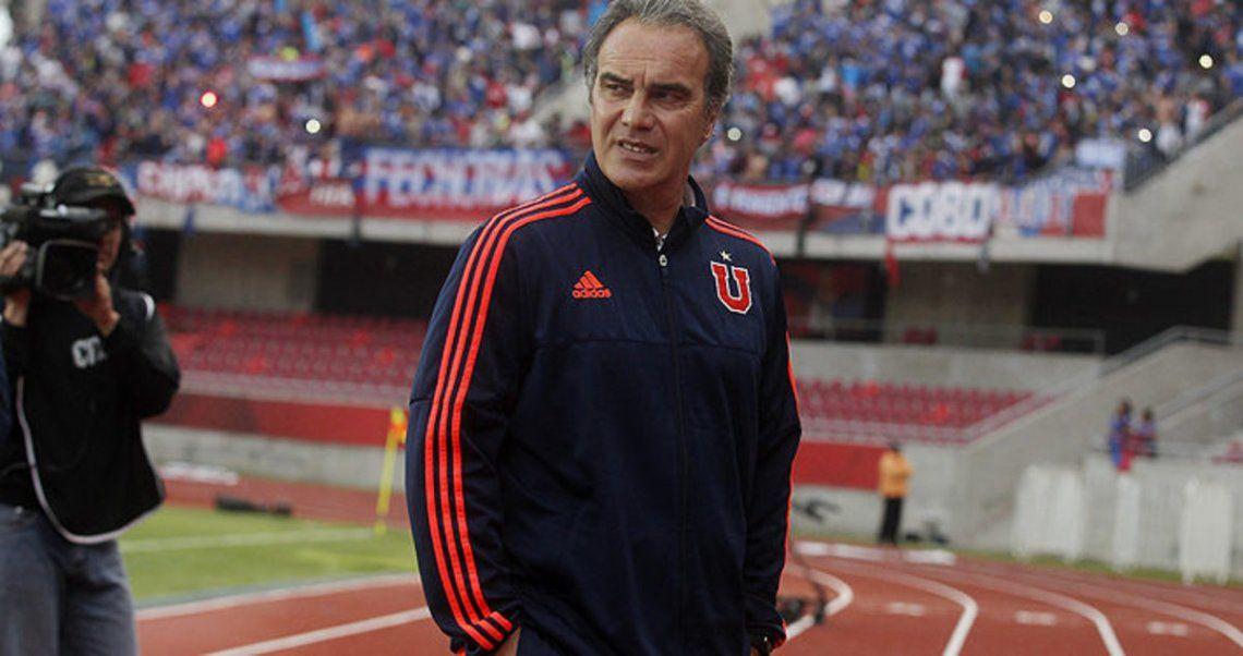 Lasarte ya presentó su lista de convocados para el seleccionado de Chile.