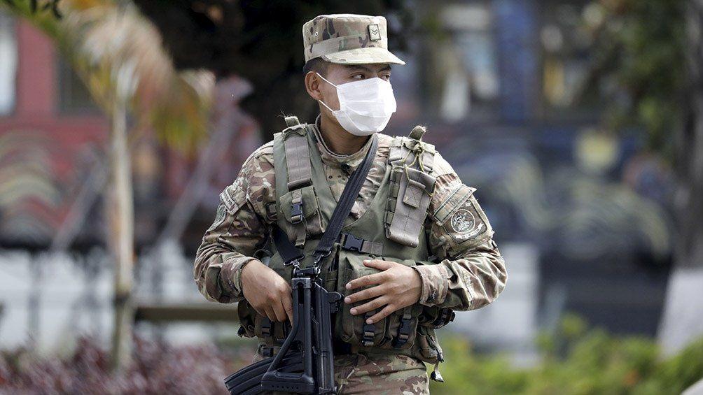 Vizcatán es una zona de Perú con remanentes de Sendero Luminoso y área de lucha entre las Fuerzas Armadas y narcos.