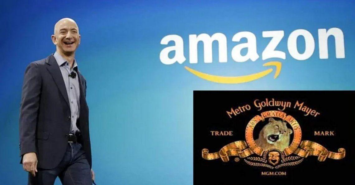Amazon está por cerrar la compra de MGM: cómo impactará en el mundo del streaming