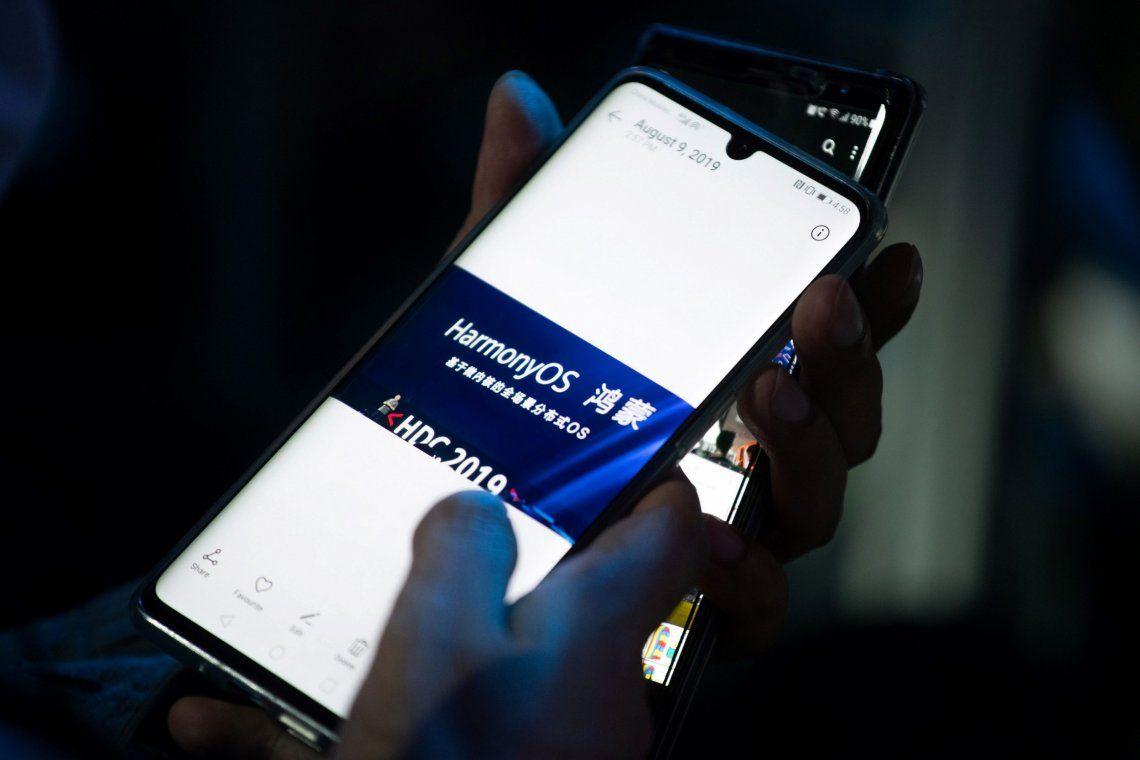 ¡Chau Android! Cómo es el sistema operativo que presenta Huawei
