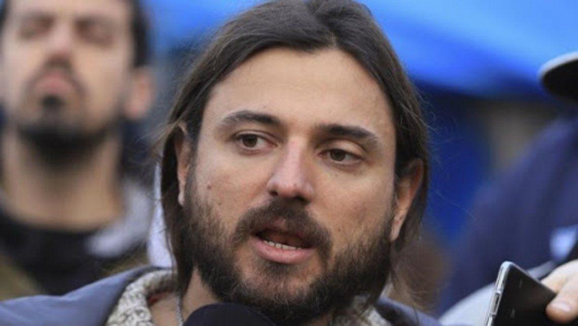 Juan Grabois no fue admitido en Colombia