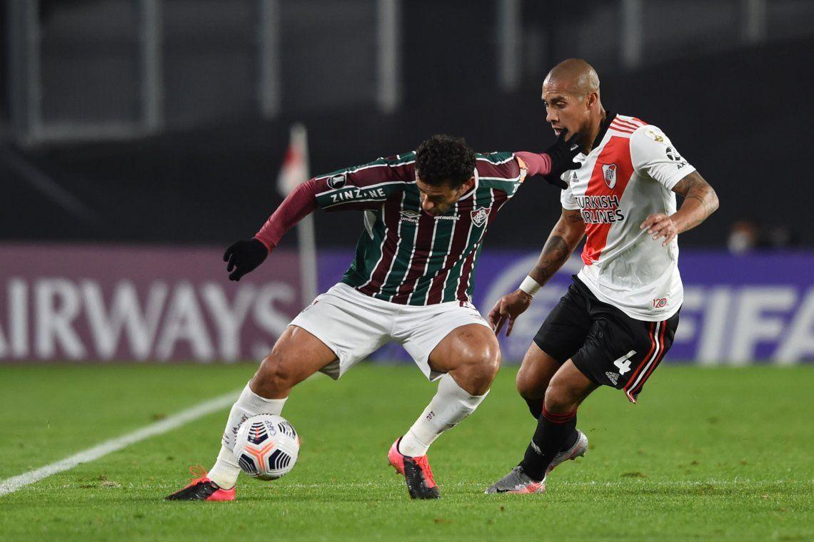 River y Fluminense se clasificaron a los octavos de final de la Copa Libertadores