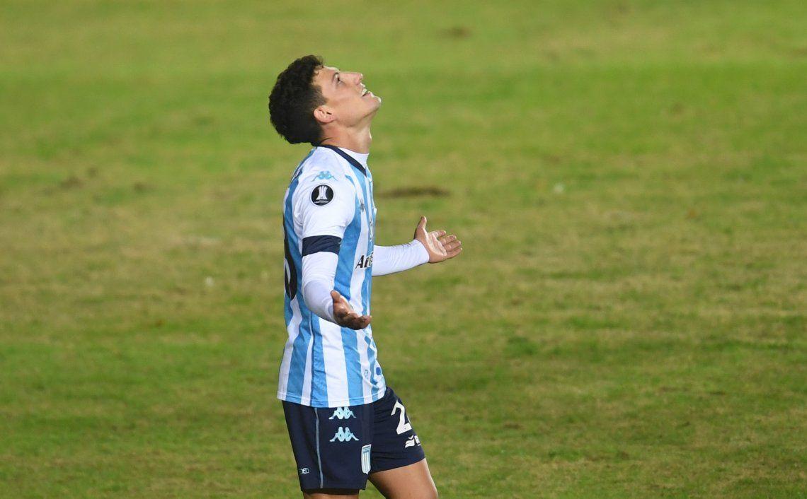 En fotos: Racing y River a octavos de la Copa Libertadores
