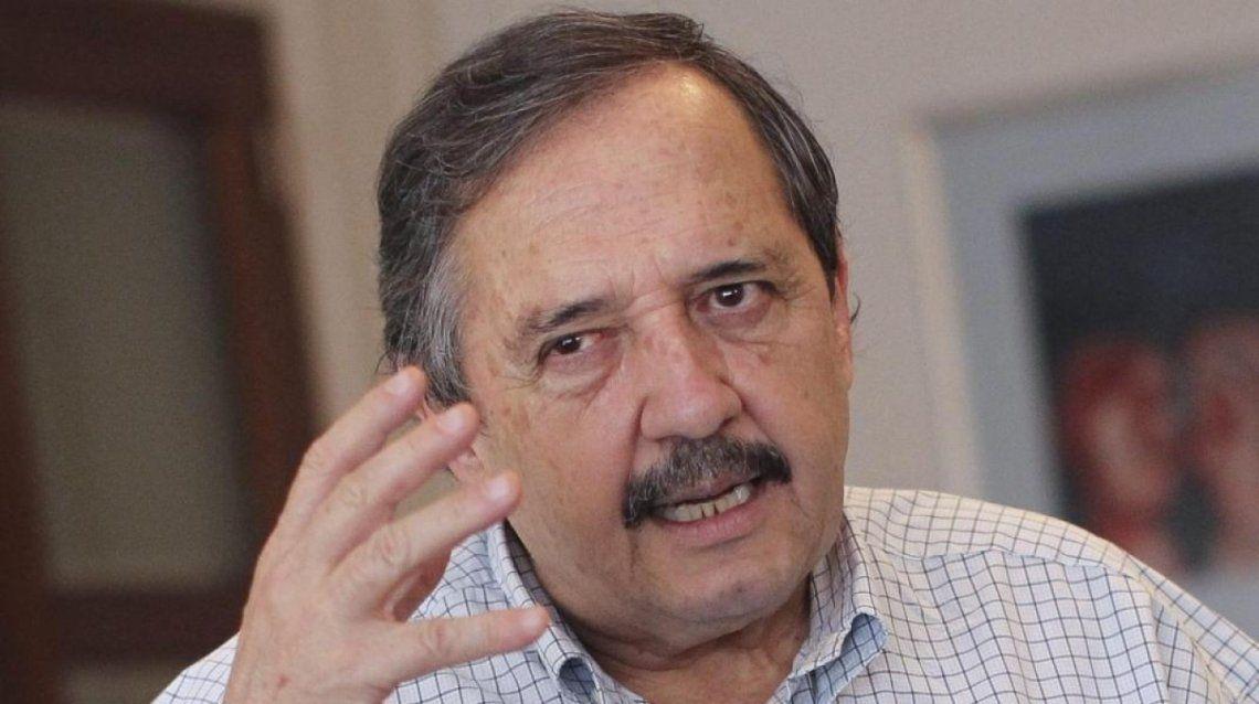 Alfonsín explicó que está indignado con el radicalismo que no dijo nada al respecto.