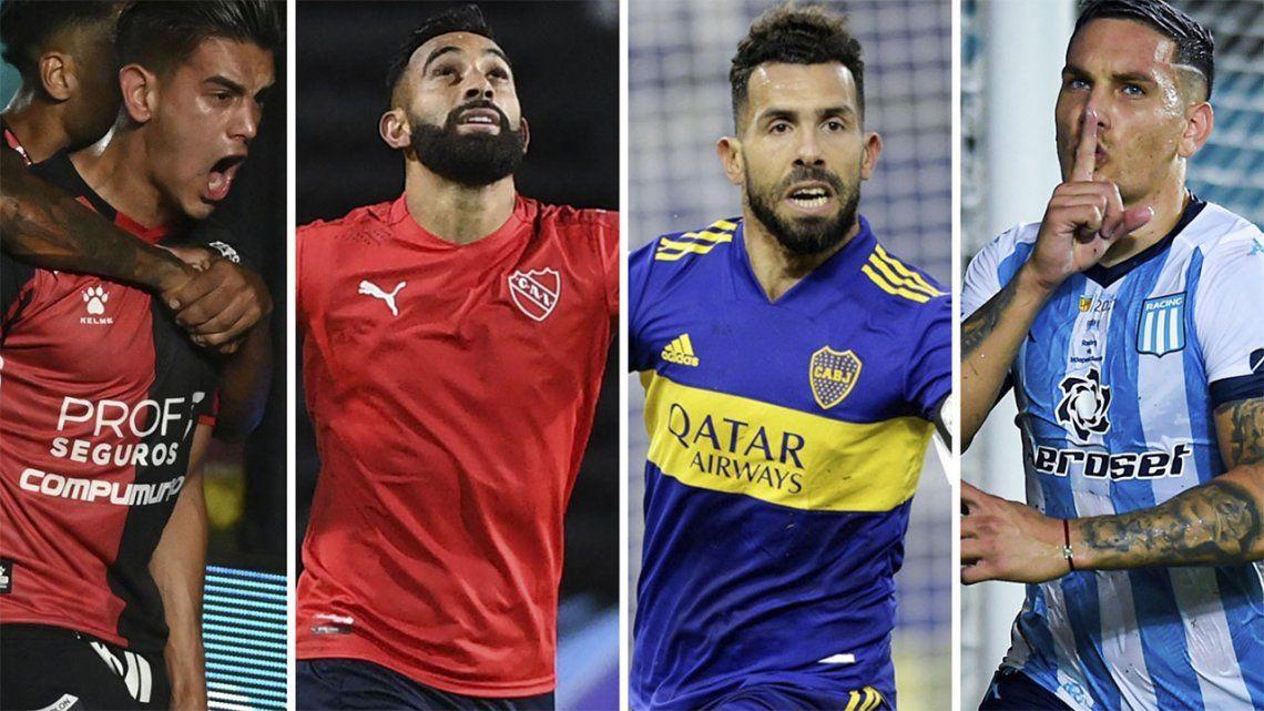 Copa de la Liga Profesional: Las fechas de semis y final.