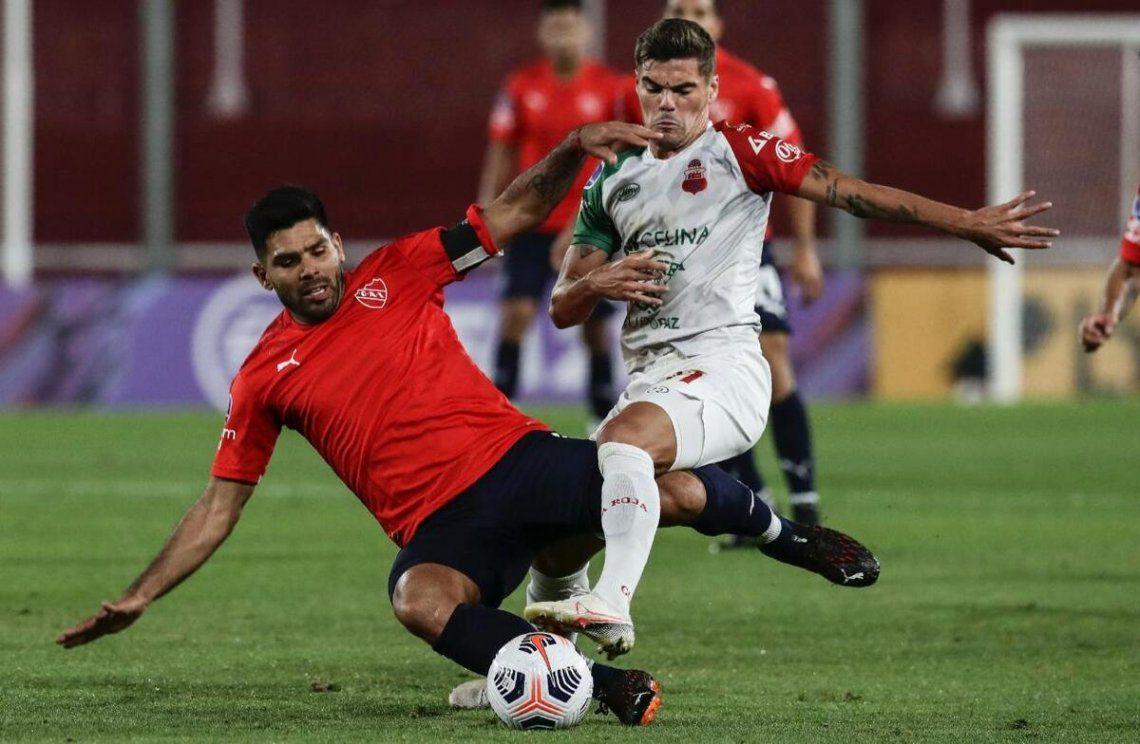 Independiente avanzó a los octavos de final de la Copa Sudamericana.