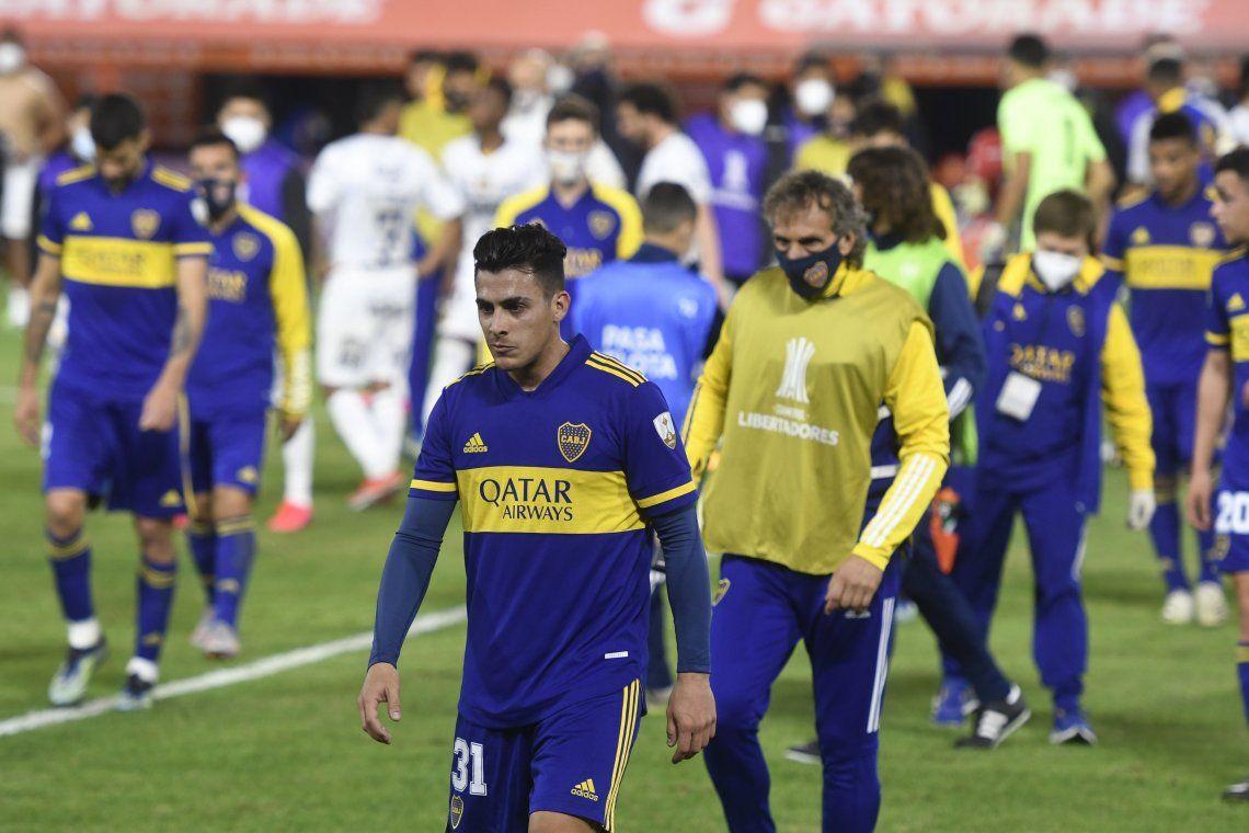 En fotos: Boca goleó y clasificó a octavos de la Copa