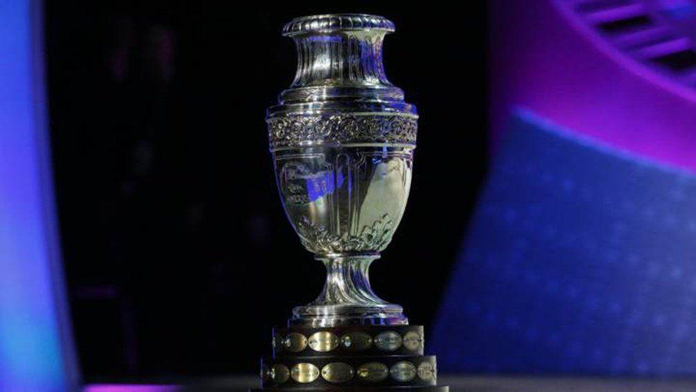 La disputa de la Copa América está programada entre el 13 junio y el 10 de julio próximos.